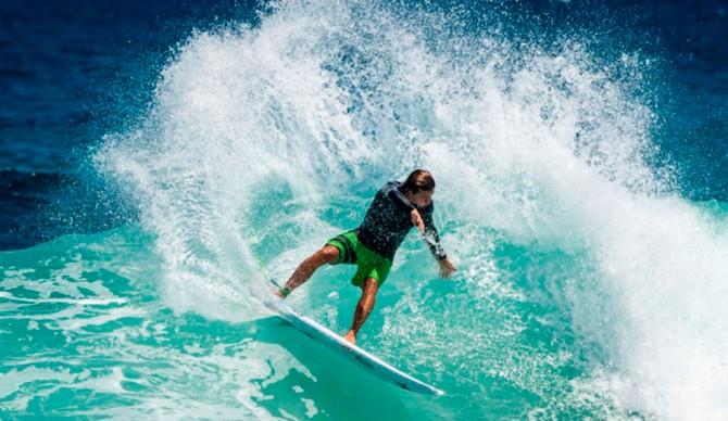 Đảo Tình Yêu - ván lướt sóng