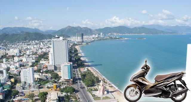 Bảng giá cho thuê xe máy tại Nha Trang 2