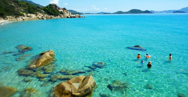 Các đảo nổi tiếng ở Nha Trang bạn không thể bỏ qua 2