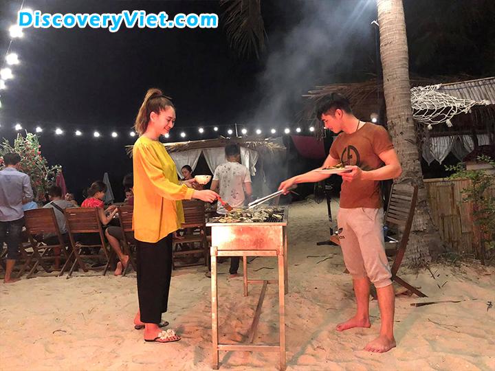 Dịch vụ ăn uống tại Đảo Tình Yêu Nha Trang 1