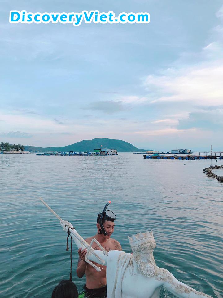 Tour 2 Đảo Vip Lặn ngắm san hô Hòn Mun & Check in Đảo Tình Yêu 7