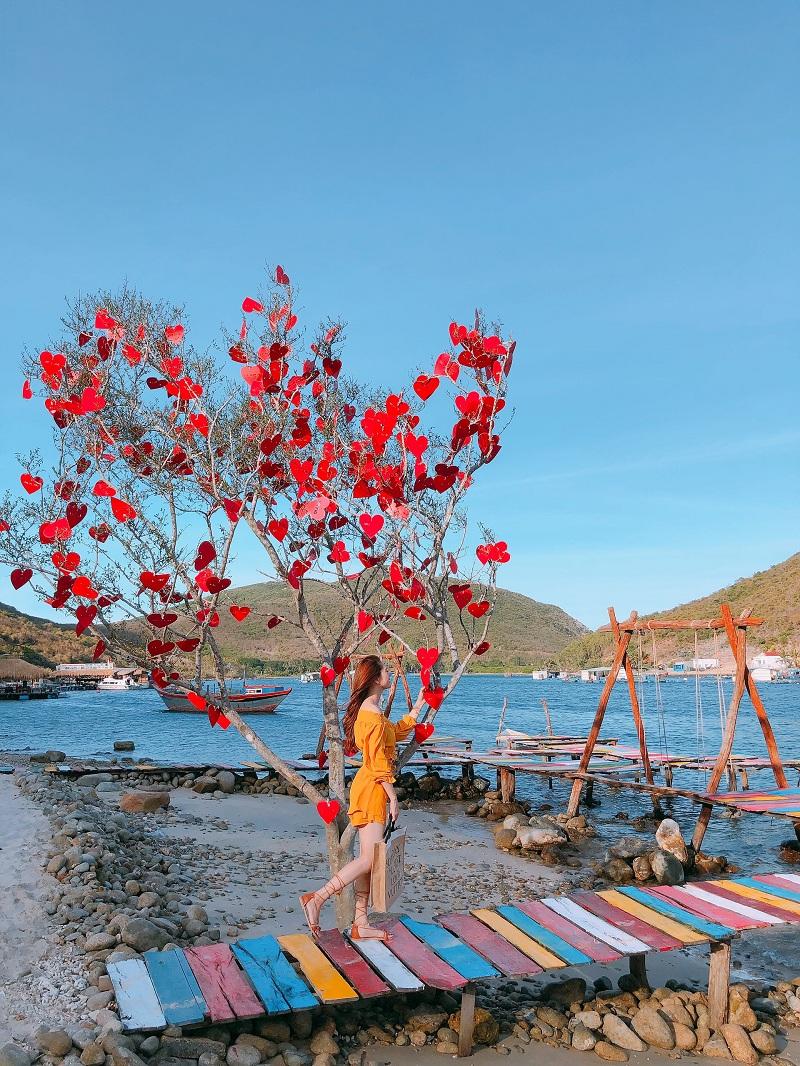 Tour Hòn Chồng - Đảo Tình Yêu trong ngày 10
