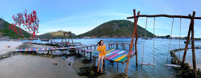 Du lịch Nha Trang dịp hè chỉ 370k đồng