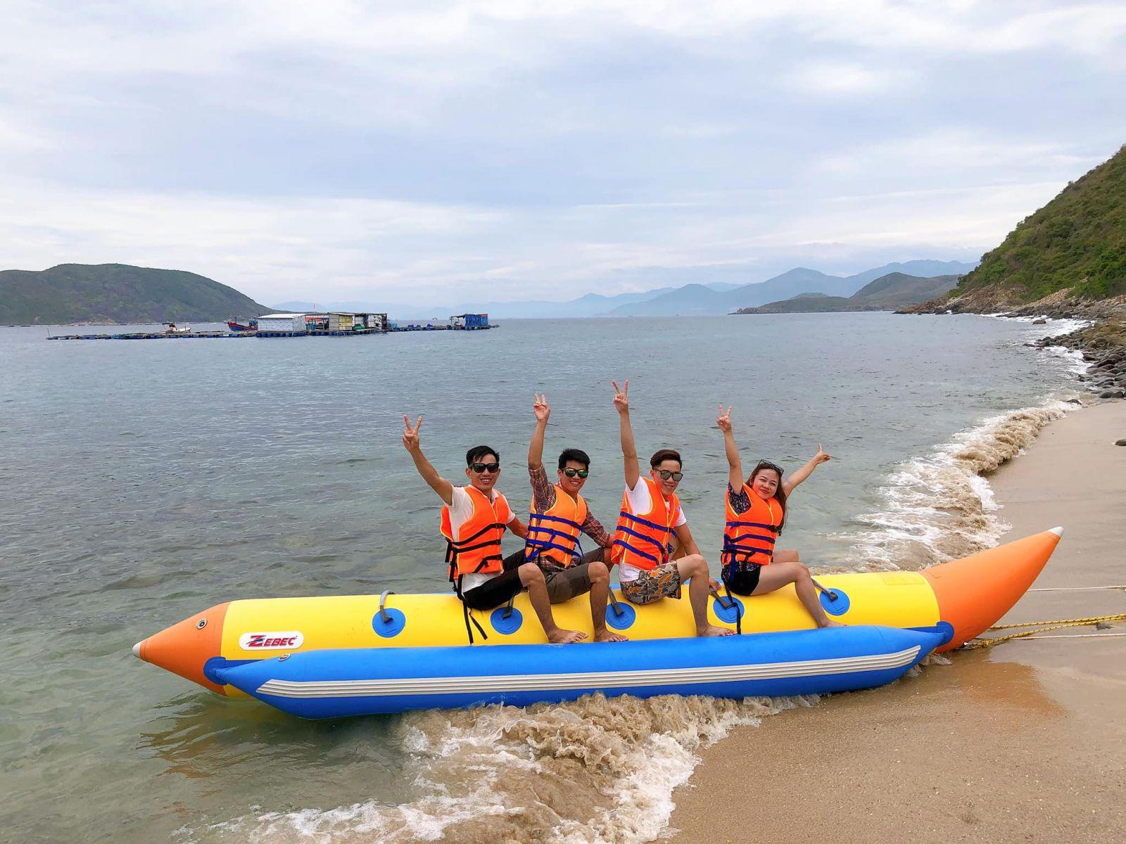 Du lịch Nha Trang dịp hè chỉ 370k đồng 2