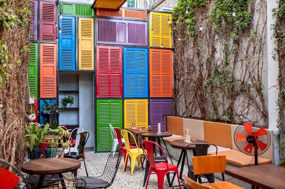 Homestay và địa điểm sống ảo tại trung tâm thành phố Nha Trang 7
