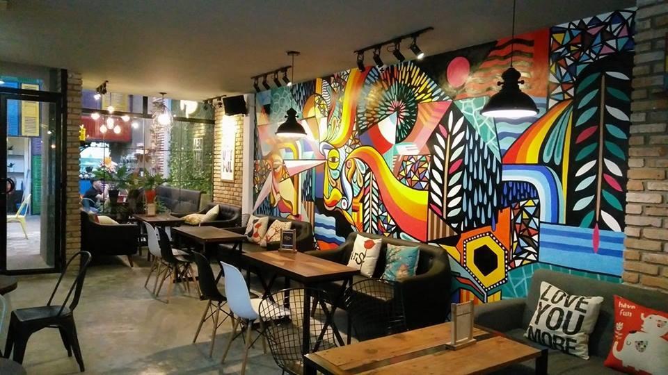 Homestay và địa điểm sống ảo tại trung tâm thành phố Nha Trang 8