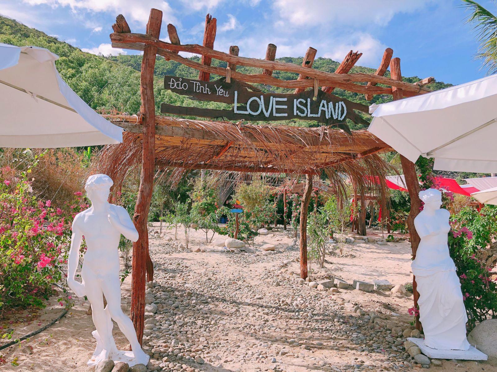 Tour khám phá Đảo Tình Yêu tự túc F2 - ảnh 8