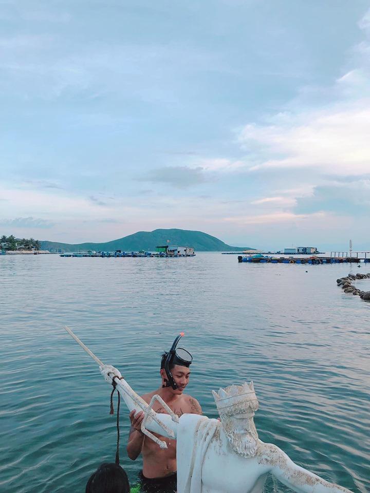 Tour Hòn Chồng - Đảo Tình Yêu trong ngày 7