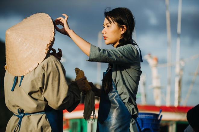 Làng chài Bích Đầm - Nha Trang hiện lên 'mát mắt' trong phim ngắn Noo Phước Thịnh - ảnh 9