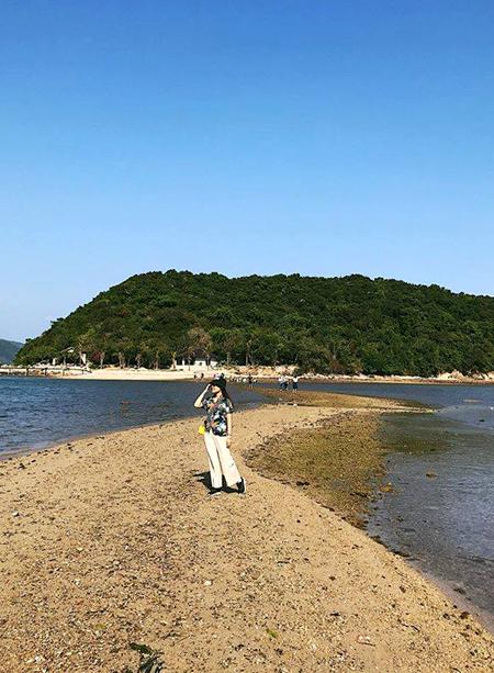 Hòn đảo ở Phú Yên nơi có thể đi bộ xuyên biển dù thủy triều dâng - 1