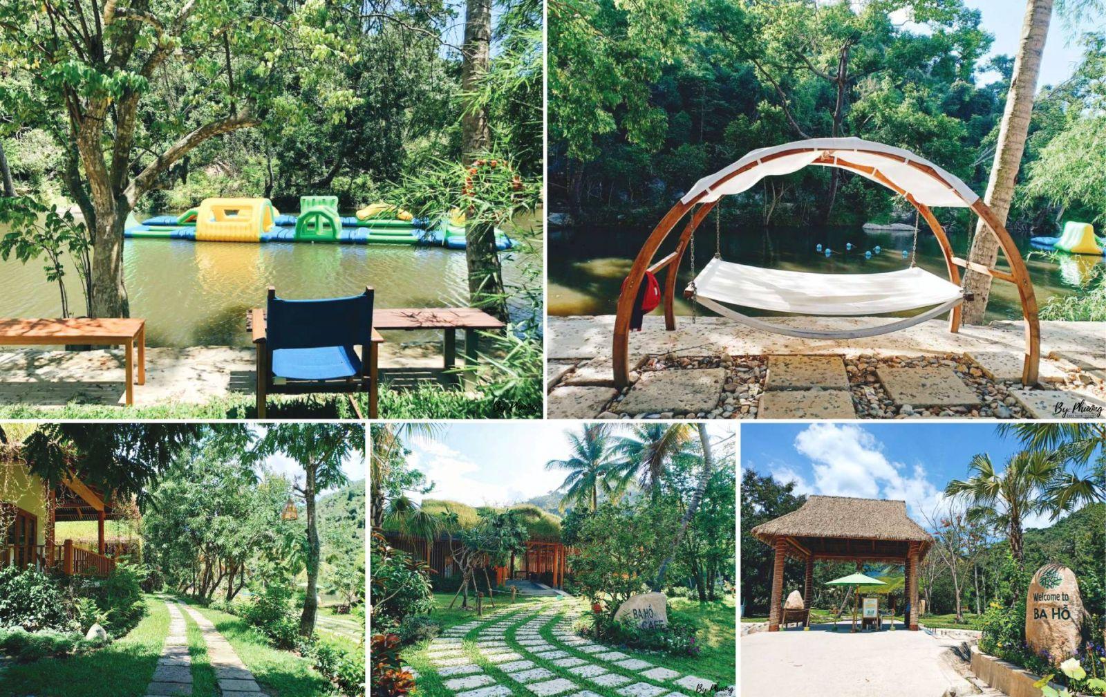 Tour khu du lịch Ba Hồ - Đảo Tình Yêu 2