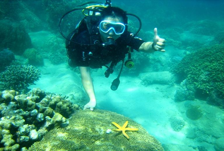 Tour 2 Đảo Vip Lặn ngắm san hô Hòn Mun & Check in Đảo Tình Yêu 2